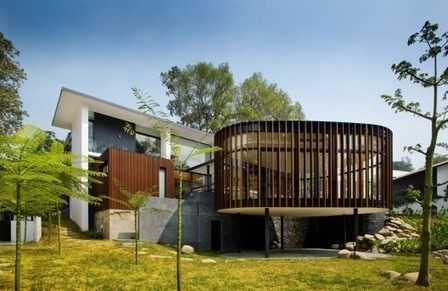 Screen House / K2LD Architects - ArchDaily | Architecture and Architectural Jobs | Scoop.it