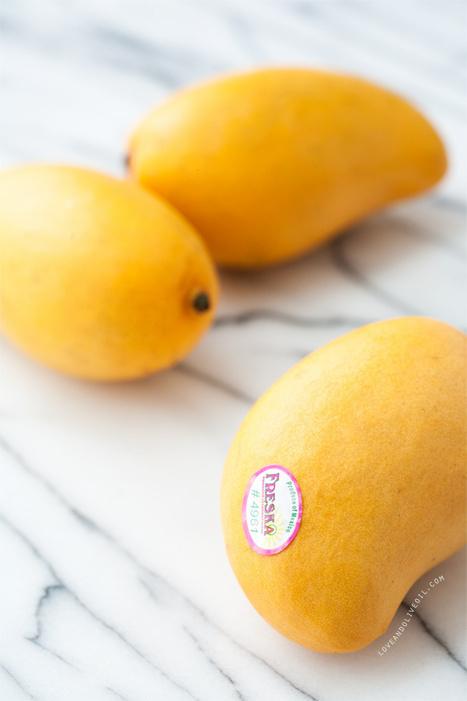 Hibiscus Mango Sorbet | Love and Olive Oil | Entrelaços | Scoop.it