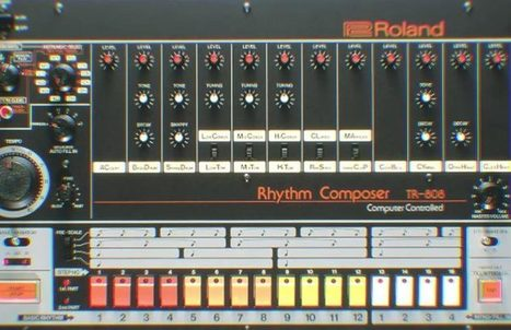 Apple Music All Set to Stream Documentary on Iconic 808 Drum Machine on Dec 9 | All About Apple iPhone,Mac Book,Apple Watch | Scoop.it