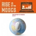 The Rise and History of MOOCs - Infographic and Prezi Presentation | Massively MOOC | Scoop.it