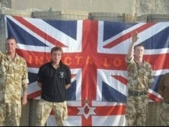 Anger over British soldiers Nazi salute | UK | News | Daily Express | Military | Scoop.it