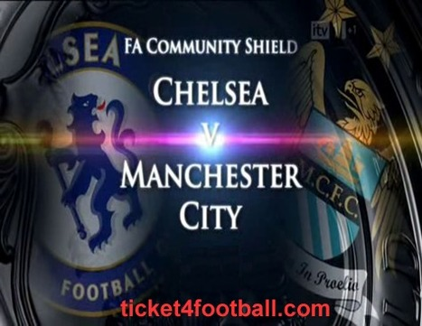 Chelsea V Manchester City - Chelsea Tickets - Manchester City Tickets   Football Ticket   Scoop.it