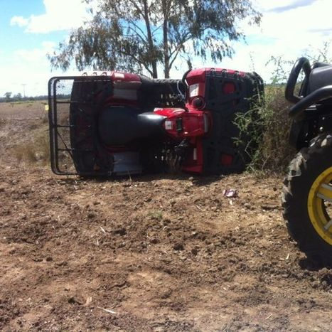 Farmer deaths high compared to other industries - ABC Online | OHS: Puni Tairea | Scoop.it