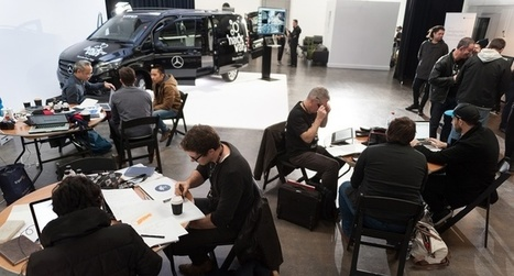 Student coding workshop wins Mercedes-Benz 'Hack my van' initiative | COMPUTATIONAL THINKING and CYBERLEARNING | Scoop.it