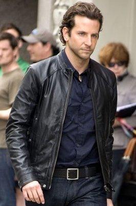 Black Limitless Jacket | Bradley Cooper Leather Jacket | Current Fashion Updates - 2015 | Scoop.it