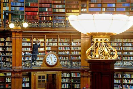 Liverpool's new look Central Library named city's top attraction | bibliotheque | Scoop.it