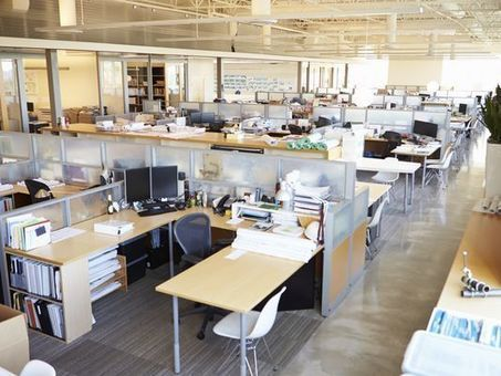 Smaller office spaces can be offset by other perks - The Tennessean   GC's   Scoop.it