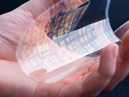 La luz se convierte en electricidad gracias al grafeno | tecnología industrial | Scoop.it