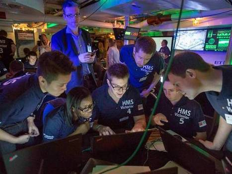 Cyber Security Challenge: Hack into HMS Belfast and blow up the Mayor - The Independent   Business - Emerging Technologies - Movers & Shakers   Scoop.it
