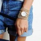 DIY CHAIN STRAP WATCH | Fashion DIY | Scoop.it