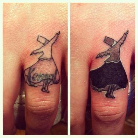 Kapatma Semazen | Tattoo | Scoop.it