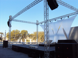 How to have Best Outdoor Stages | Concept Staging Ltd | Scoop.it