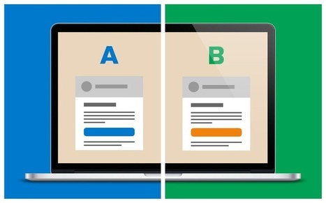 An introduction to the wonderful world of A/B testing | SEO and Social Media Marketing | Scoop.it