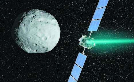 Astronomy Update: NASA spacecraft Dawn studies asteroids closely | Asteroids | Scoop.it