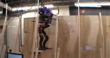 Vidéo saisissante du PET-PROTO | Actualités robots et humanoïdes | Scoop.it