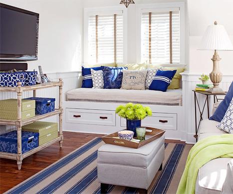 Different Moods of Blue   Designing Interiors   Scoop.it