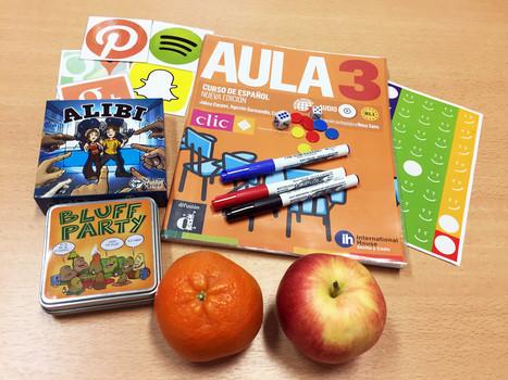 ¿Qué papel le damos a los materiales en la clase de español? | Todoele - Enseñanza y aprendizaje del español | Scoop.it