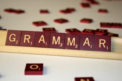 Shaking up the grammar class! | TEFL & Ed Tech | Scoop.it