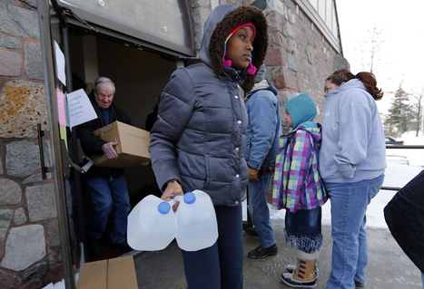Meet the mom who helped expose Flint's toxic water nightmare | Understanding Water | Scoop.it