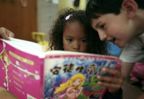Bilingual Education's New Brand of Converts | ¡CHISPA!  Dual Language Education | Scoop.it