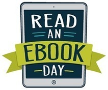 Today Is International Read an Ebook Day | Pobre Gutenberg | Scoop.it