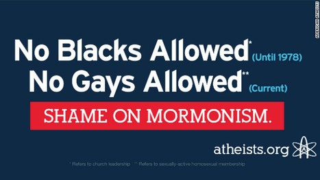 Atheist billboard attacks Romney's faith, but Mormons say it's misleading | Religion and Politics | Scoop.it