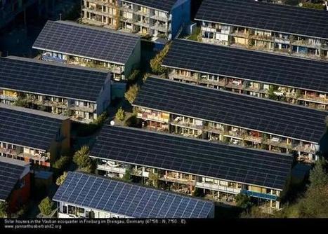 Freiburg,Alemania y sus techos solares | Infraestructura Sostenible | Scoop.it