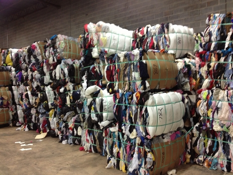 The Global Afterlife Of Your Donated Clothes : NPR   Environment & Ecology   Scoop.it