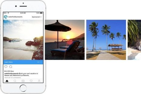 Facebook Has a New Ad Product Tailor-Made for Travel Brands | Tourism Social Media | Scoop.it