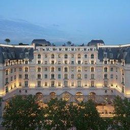 Le Peninsula décroche la distinction Palace   Les Gentils PariZiens : style & art de vivre   Scoop.it