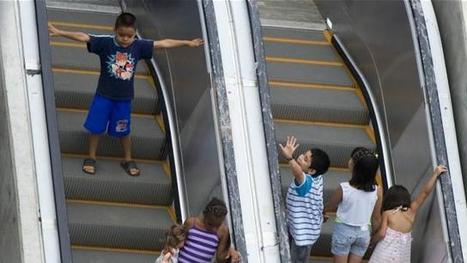 BBC Mundo - Noticias - Colombia: una escalera mecánica para un barrio marginal   Lulu   Scoop.it