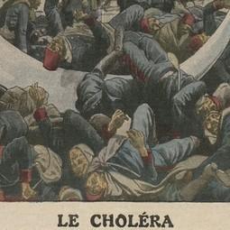 Mapping the origins of cholera | Arqueologia | Blogue Visualidades | Scoop.it