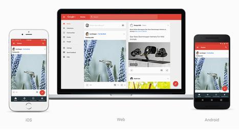 Google+ no ha dicho todo todavía, apuesta por un nuevo cambio de imagen | MediosSociales | Scoop.it