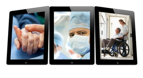 Five ways Apple's iPad could change the medical field - Healthcare Global | my goals!!! | Scoop.it