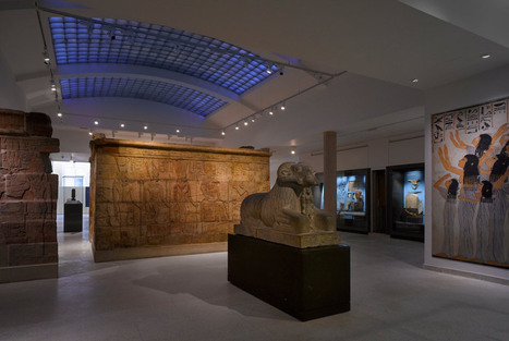 Ashmolean Museum in Oxford opens new galleries of Ancient Egypt and Nubia | Ancient Trade in Mesopotamia | Scoop.it