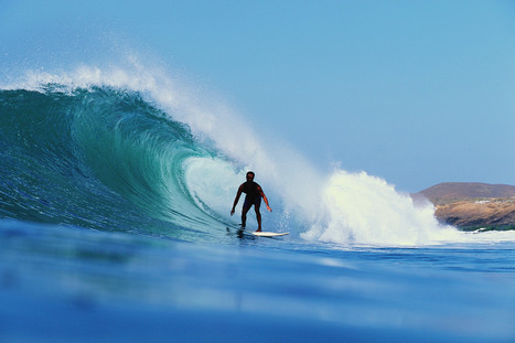 How Yoga Gets You into the Surfing Mind Set | health & wellness | Scoop.it