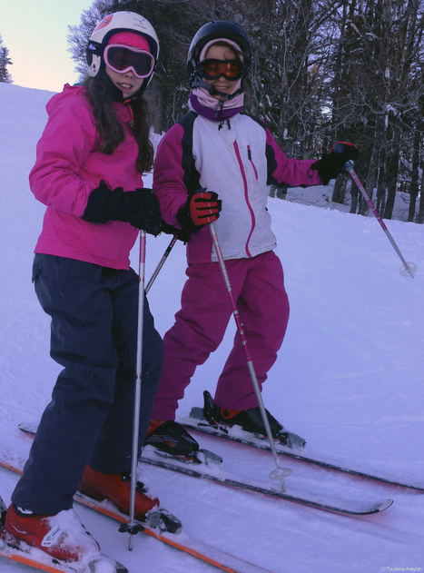 Ma journée ski à Brameloup | L'info tourisme en Aveyron | Scoop.it