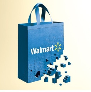 Walmart's Evolution From Big Box Giant To E-Commerce Innovator | Retail Industry Trends | Scoop.it