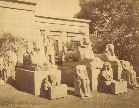 Boulaq : le premier musée d'antiquités égyptiennes | Égypt-actus | Scoop.it