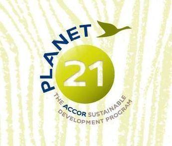 Accor présente Planet 21 | Soyons Vert!  Pour un marketing plus responsable | Scoop.it