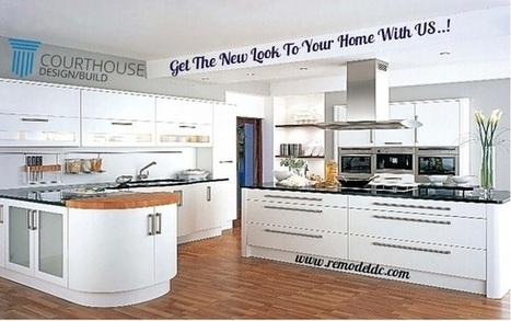 Kitchen Remodeling in Arlington VA | Home Remodeling Contractors | Scoop.it