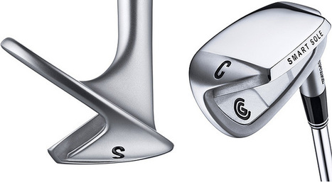 Cleveland Smart Sole Wedges - Golfweek.com | Golf - Tools, Technologies, and Trends | Scoop.it