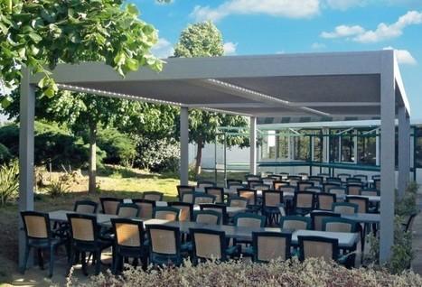 Nouvelle gamme d'ombrières solaires - bativox   Veranda, coulissant, portail ...en aluminium   Scoop.it