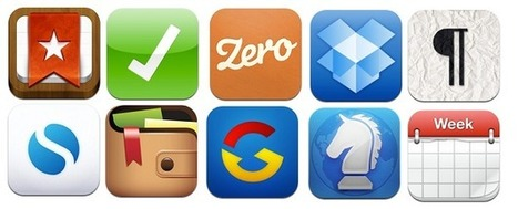 10 of The Best Free Apps For Your iPhone That Syncs With Other Devices | Alltopstartups | IPAD APPLICATIONS FOR TEACHERS | Scoop.it