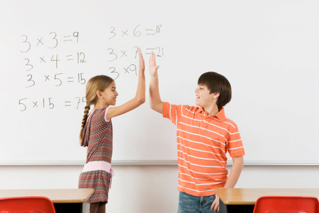 Learn to Love Math - TIME | Project based learning in mathematics | Scoop.it