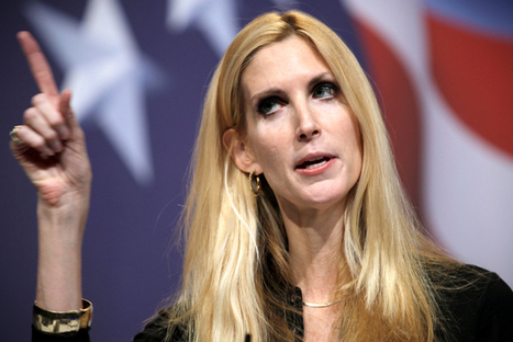7 worst right-wing moments of the week — Ann Coulter is heartless and awful | Confronting hate, prejudice, cruelty, extremism, and dogmatism | Scoop.it