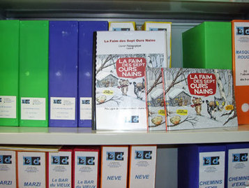 bdboum - Bibliothèque pédagogique   Créer une bande dessinée au CDI   Scoop.it