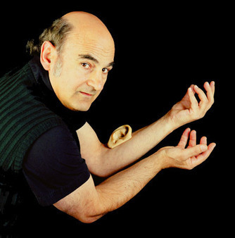stelarc // Ear on Arm | Systemic Architecture | Scoop.it