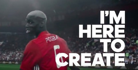 Adidas : Football Needs Creators la très belle pub sur la vie de Pogba | Pub, média et digital sport | Scoop.it