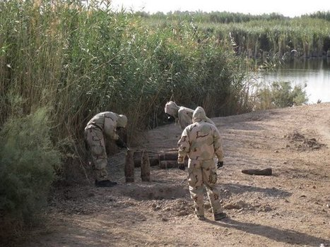The Secret Casualties of Iraq's Abandoned Chemical Weapons | Upsetment | Scoop.it